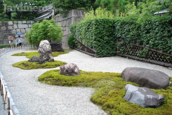 Jardines zen for Espace zen jardin