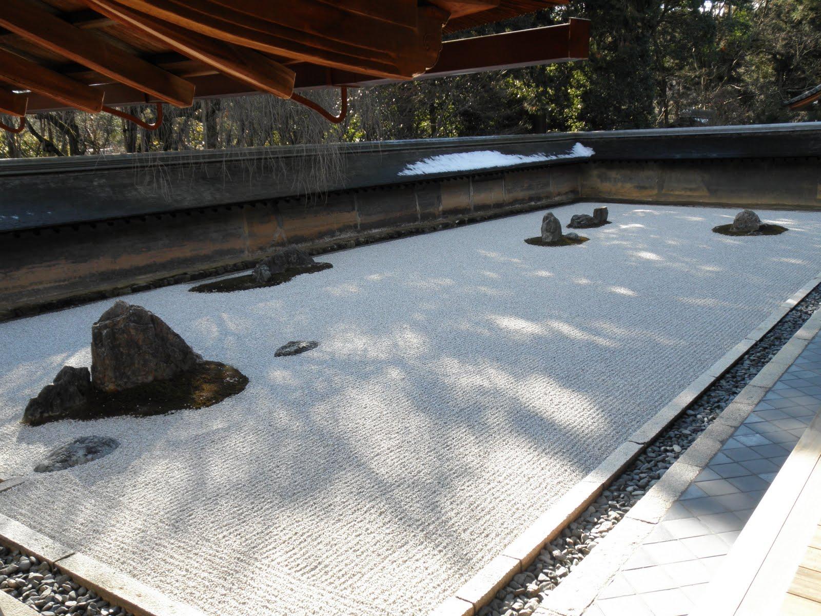 Jardines zen - Arena jardin zen ...