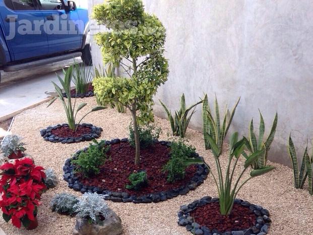 Reas verdes m rida - Jardin bajo mantenimiento ...